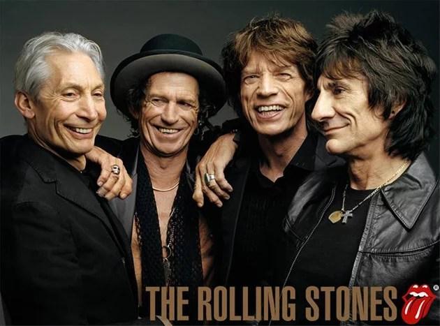 Rolling Stones Bons Companheiros