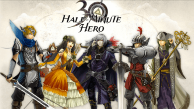 Photo of Impressões de Half Minute Hero!