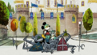 Photo of Curta: Mickey Mouse – Croissant de Triomphe