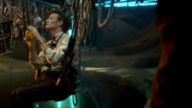 Foto de Doctor Who | Um homem louco com uma caixa (Indicação)