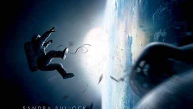 Photo of Tensãocom Sandra Bullock no trailer de Gravity