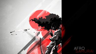 Foto de Impressões | Afro Samurai – Animê e Mangá