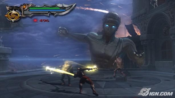God of War II: a continuação parruda