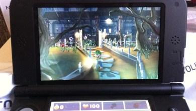 Photo of Nintendo 3DS XL: Primeiro Round!