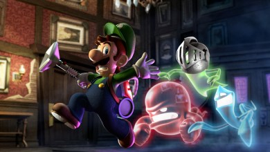 Photo of Impressões de Luigi's Mansion: Dark Moon