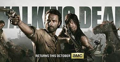 Photo of Trailer da 4ª Temporada de The Walking Dead