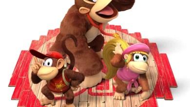 Foto de Muita Dixie no trailer de Donkey Kong Country: Tropical Freeze!