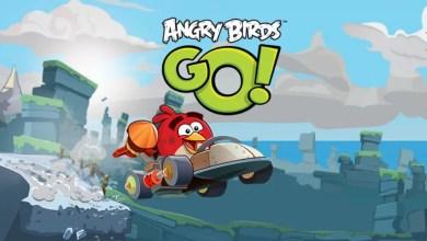 Foto de Angry Birds ganha sua versão Mario Kart!