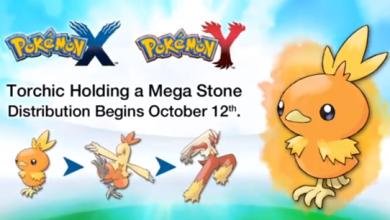 Photo of Pokémon X & Y: já pegou seu Torchic?