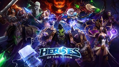 Foto de Heroes of the Storm, o MOBA com os personagens da Blizzard!