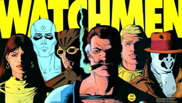 watchmen-em-quadrinhos