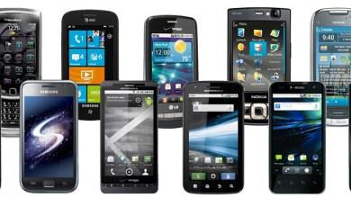 Foto de A conveniência dos dispositivos móveis…