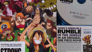 Photo of Lá fora | One Piece: Strong World em Blu-ray!