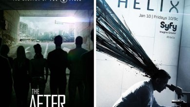Foto de Pilotos: The After & Helix