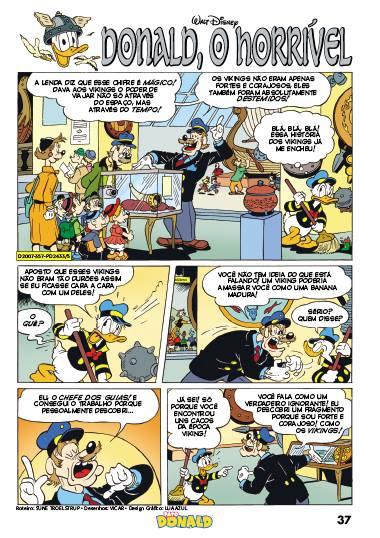 Pato Donald 2433 HQ5