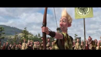 Foto de Brave Pixar! Que Valente inspiração!