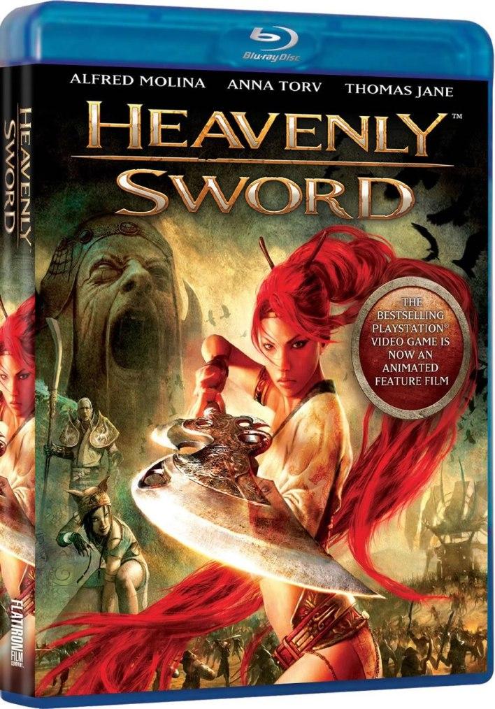 Heavenly Sword BD