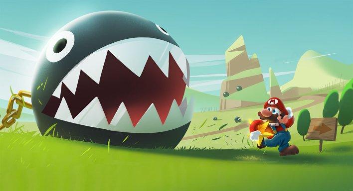 Mario Chomp