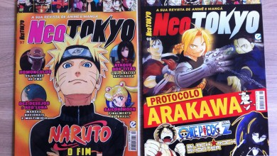 Photo of Portallos nas páginas da Neo Tokyo!