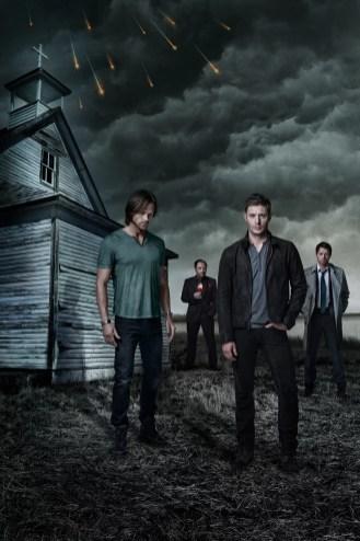 Supernatural Season 9 Poster
