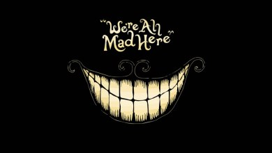 Photo of Wallpaper | We're All Mad Here!