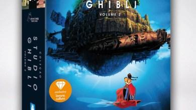 Photo of Coleção Studio Ghibli – Vol. 2 entra em pré-venda para setembro/2014!