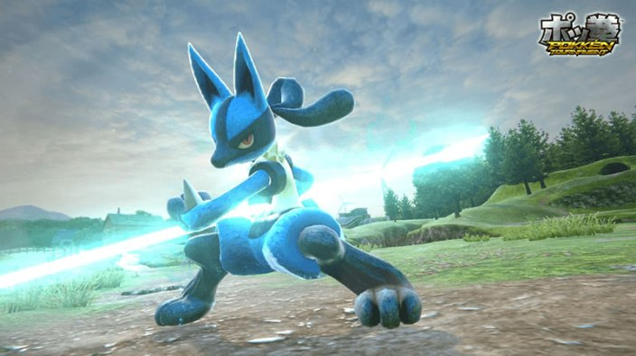 Pokken Tournament 003