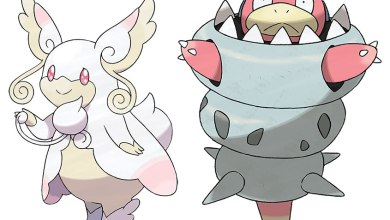 Photo of Audino e Slowbro ganham mega evoluções para Pokémon Omega Ruby & Alpha Sapphire!
