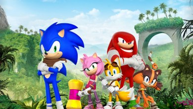 Photo of Sonic Boom | Eu acredito… na animação para TV!