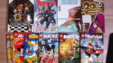 Photo of Direto da Banca | Kingdom Hearts II, Bleach, Toriko, 20th Century Boys e mensais Disney