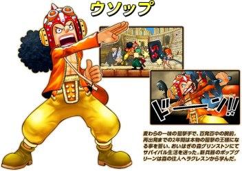 One Piece Super Grand Battle X chara12