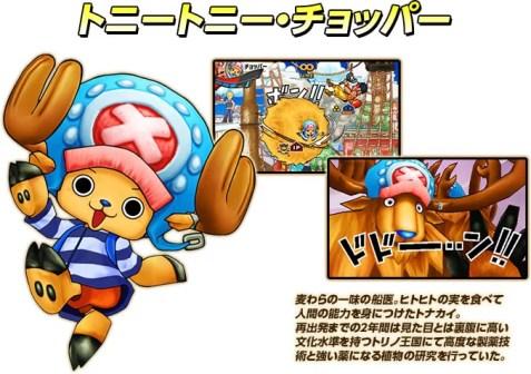 One Piece Super Grand Battle X chara13