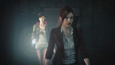 Foto de Terror no 1º trailer de Resident Evil Revelations 2!