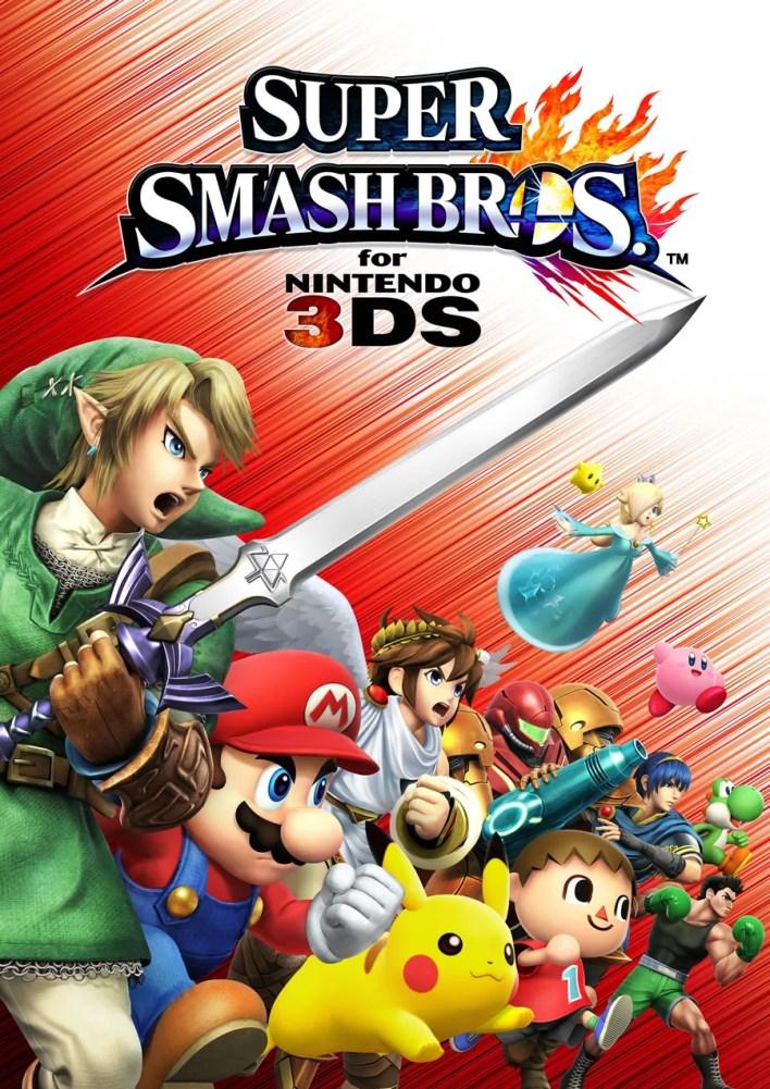 super-smash-bros-for-nintendo-3ds