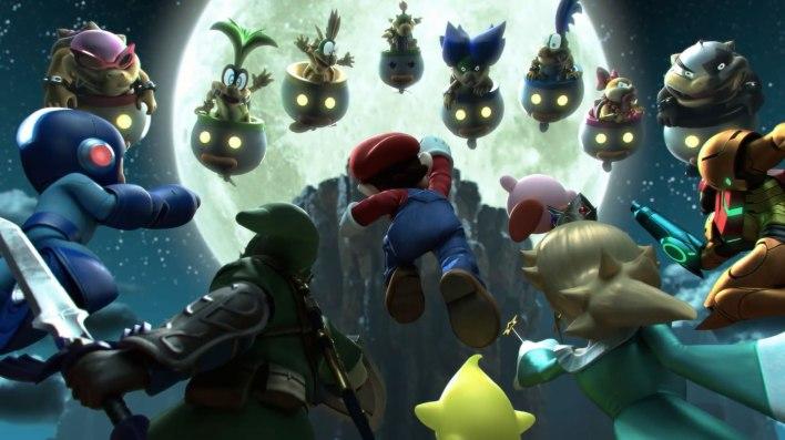 BowserJr CGI Smash Bros