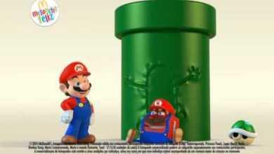 Photo of Já foi buscar seu Super Mario no McDonald's?