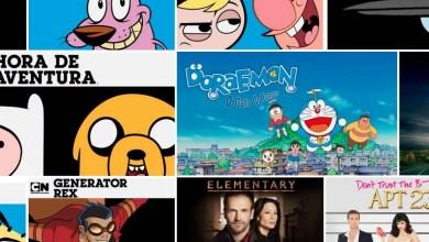 Photo of Netflix   Desenhos CN, séries e Doraemon!