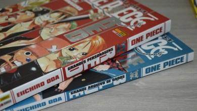 Foto de RED & BLUE | Os Databooks de One Piece! E o Yellow será lançado em breve!