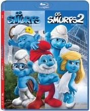 blu smurfs 1 e 2