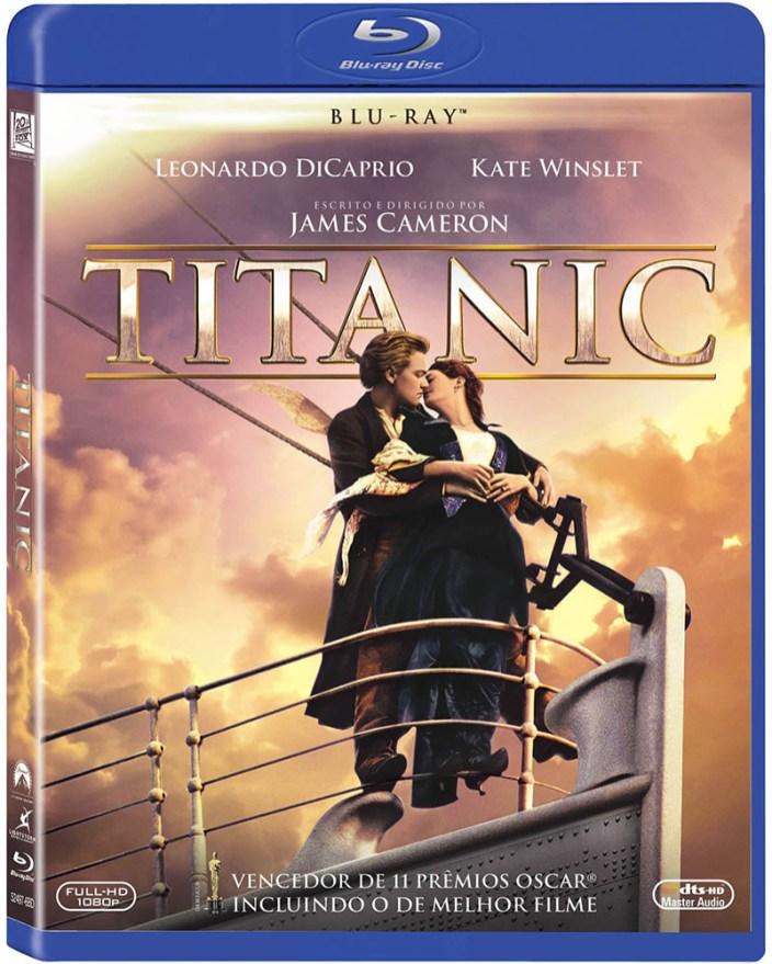 blu titanic