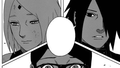 Foto de Naruto 700.10 | Terminam As crônicas de Sarada!
