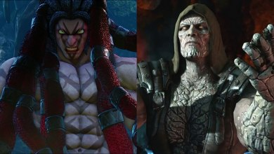 Photo of SFV e MKX | Necalli e Tremor entram na pancadaria!