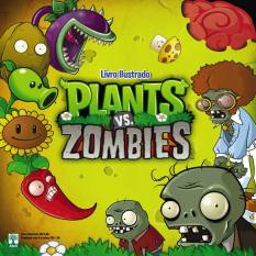 album plants vs zombies capa