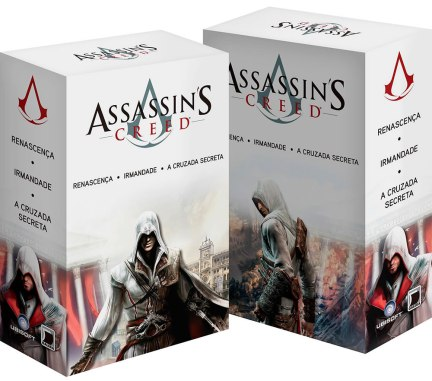 colecao-assassins-creed-livros