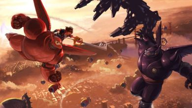 Photo of Big Hero 6 será um dos mundos de Kingdom Hearts 3!