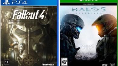 Foto de FNAC | Halo 5, Fallout 4 ou Metal Gear Solid V por R$169! (Corre!)