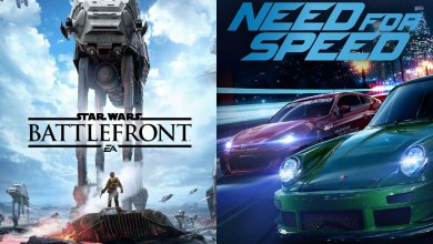 Foto de EA Brasil | Trailers BR de Star Wars Battlefront e Need for Speed!