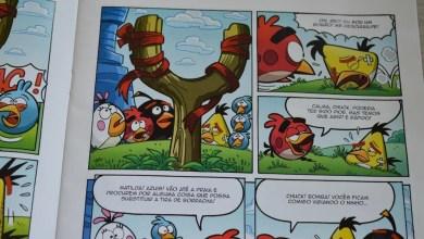 Photo of Galeria | Angry Birds em Quadrinhos -Já deu uma olhada?