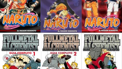 Foto de Databook | Naruto & Fullmetal Alchemist já se tornaram raridades?