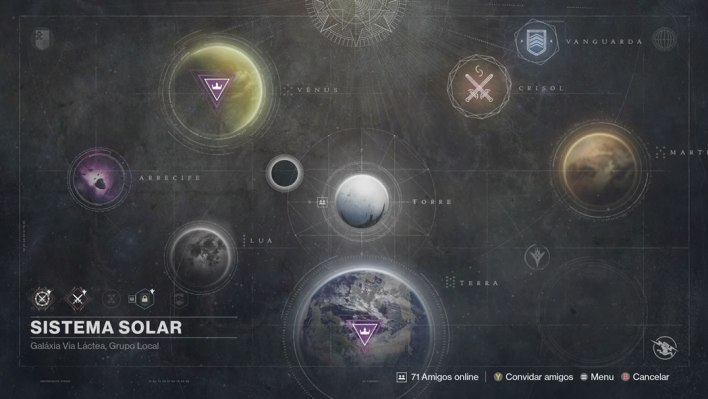 Destiny - Novo Mapa